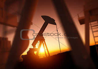 Oil and Power Industry