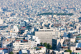 City of Athens panoramic view