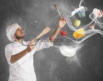 Food musical harmony