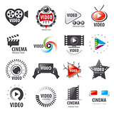 biggest collection of vector logos for video production
