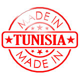 Made in Tunisia red seal