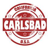Carlsbad Stamp