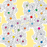 daisy bouquet pattern