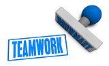 Teamwork Stamp