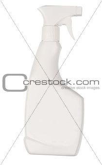 Airbrush on white