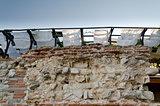 View of the Old town of Nesebar, Bulgaria, Bulgarian Black Sea Coast. UNESCO World Heritage Site