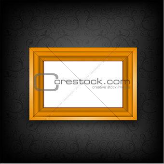 Frame. Vector