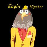 eagle hipster