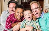 Gay Parents With Chidren