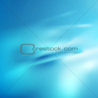 Bright blue abstract smooth texture background