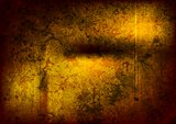 Grunge abstract vector wall texture
