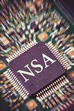 NSA Microchip macro