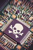 Piracy concept