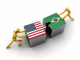 USA and Brazil solution