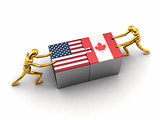 USA and Canada solution