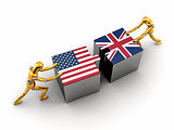 USA and UK solution