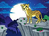 Cheetah theme image 2