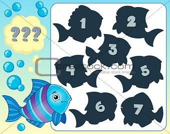 Fish riddle theme image 1
