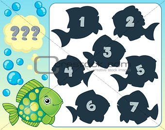 Fish riddle theme image 2