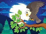 Image with eagle theme 2