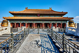 Qianqinggong Palace Of Heavenly Purity Forbidden