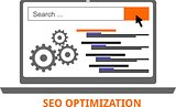 vector - seo optimization