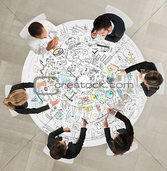 Workgroup design