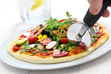 healthy vegetable pizza