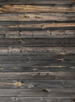 Old weathered plank wood background
