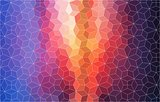 Abstract  mosaic colorful background