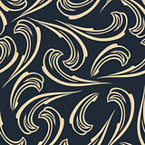 Abstract seamless background vintage pattern