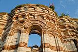 Church of St. John Aliturgetos, Old town of Nesebar, Bulgaria, Bulgarian Black Sea Coast. UNESCO World Heritage Site