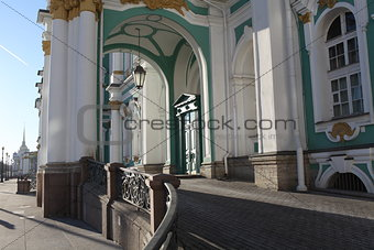 palace main entrance