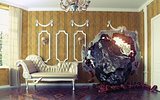 Meteorite in the room
