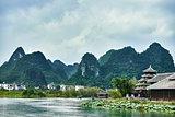 Shangri La Guilin Yangshuo Guangxi  China