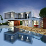 Luxury villa project