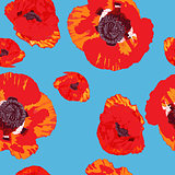 poppies pattern