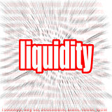 Liquidity word cloud