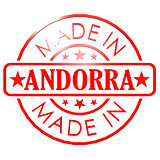 Made in Andorra red seal