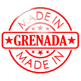 Made in Grenada red seal