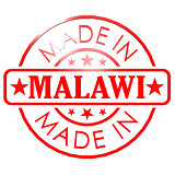 Made in Malawi red seal
