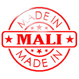 Made in Mali red seal