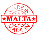 Made in Malta red seal