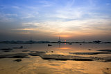Koh Mook Island Sunset.