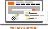 vector - web development