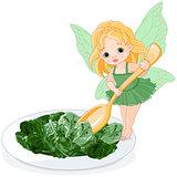 Spinach Fairy