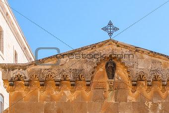 Chapel of Flagellation on Via Dolorosa