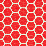 abstract strawberry seamless pattern