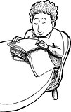 Outline of Child Reading