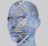 3D medical concept image